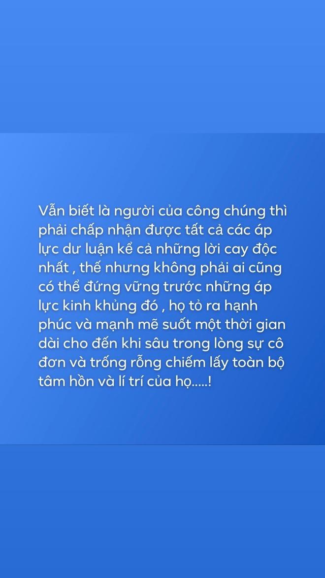 Ho Ngoc Ha, Bao Anh chia se noi buon truoc cai chet cua Sulli hinh anh 5