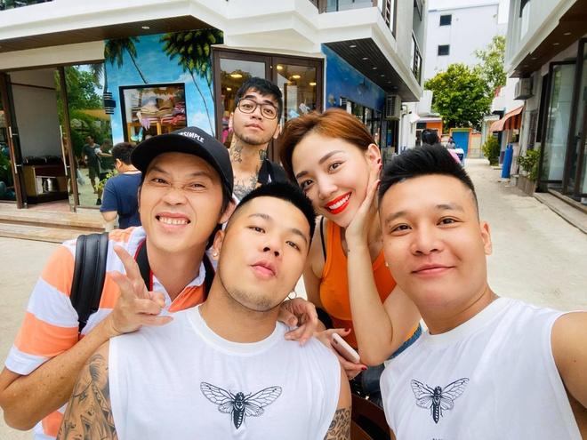 Tang Thanh Ha, Jun Vu va my nhan Viet du lich sang chanh dip 20/10 hinh anh 7