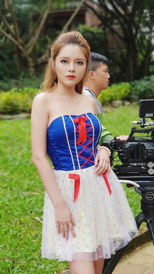 Nhan sac hot girl bo thi Hoa hau Hoan vu Viet Nam 2019 hinh anh 4
