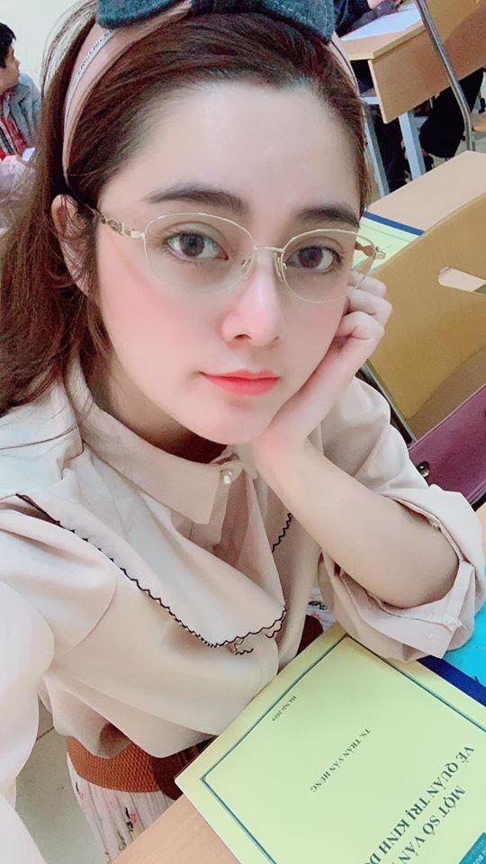 Nhan sac hot girl bo thi Hoa hau Hoan vu Viet Nam 2019 hinh anh 2