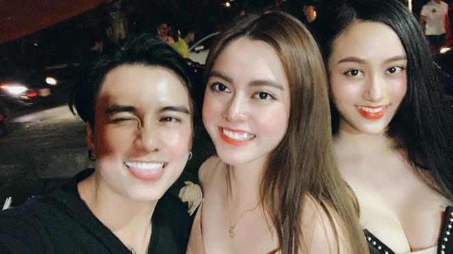 Nhan sac hot girl bo thi Hoa hau Hoan vu Viet Nam 2019 hinh anh 8