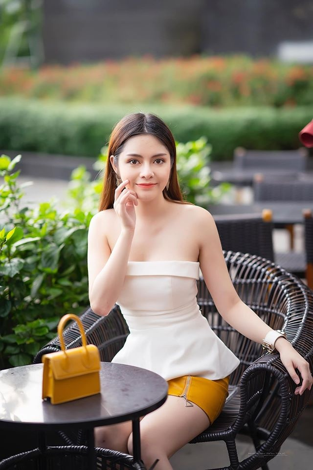 Nhan sac hot girl bo thi Hoa hau Hoan vu Viet Nam 2019 hinh anh 9
