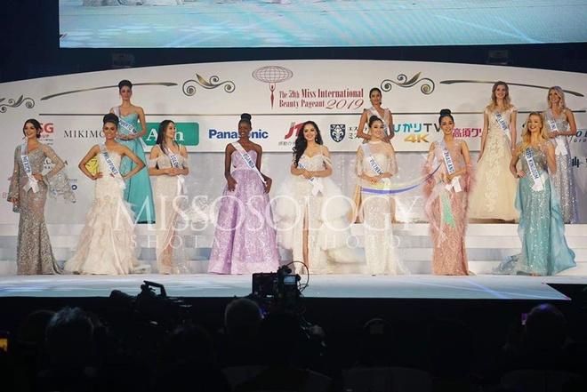 Thai Lan dang quang, Tuong San dung o top 8 Hoa hau Quoc te 2019 hinh anh 2