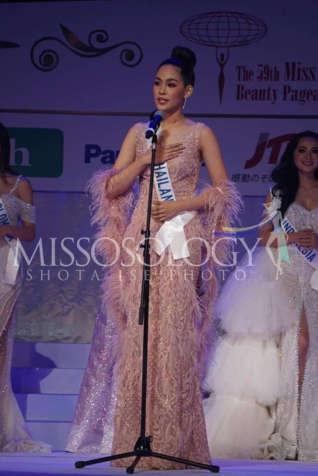 Thai Lan dang quang, Tuong San dung o top 8 Hoa hau Quoc te 2019 hinh anh 5