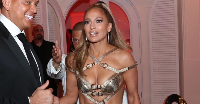 Jennifer Lopez bi quay roi anh 1