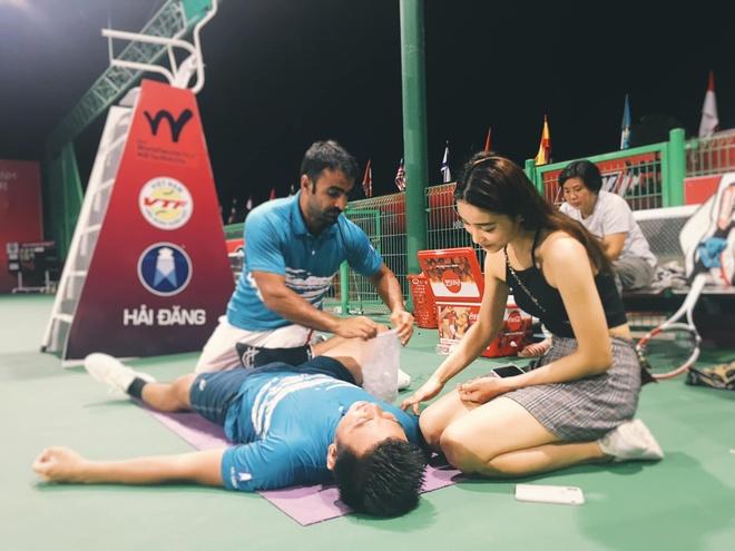 Ban gai cao nhu nguoi mau cua tay vot Ly Hoang Nam hinh anh 7