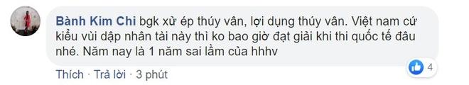 Khanh Van gay tranh cai khi la tan Hoa hau Hoan vu Viet Nam hinh anh 4