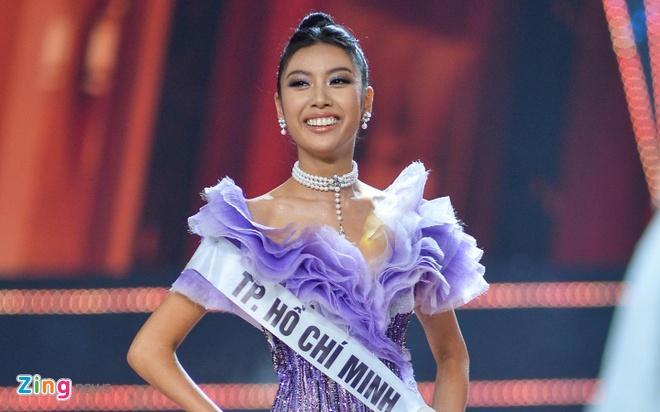 Top 10 Hoa hau Hoan vu Viet Nam dien vay da hoi hinh anh
