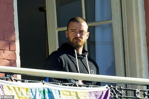 Justin Timberlake xuat hien met moi sau nghi an ngoai tinh hinh anh 1 22217760-0-image-a-39_1576271197699.jpg