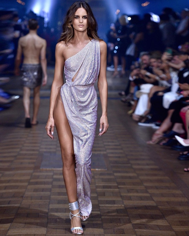 thien than noi y Izabel Goulart anh 12