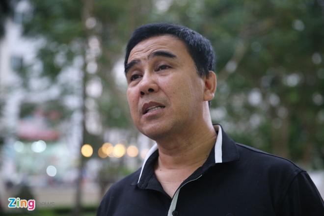 Quyen Linh: 'Cuoc doi anh Chanh Tin la mot buc tranh dep' hinh anh 1 quyenlinh_zing.jpg