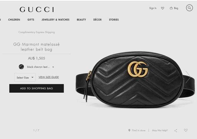 Phuong My Chi chi gan 50 trieu mua do hieu hinh anh 3 tui_Gucci.jpg