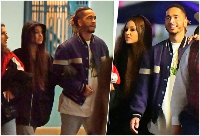 Ariana Grande hon trai la trong quan bar hinh anh 2 swq.jpg