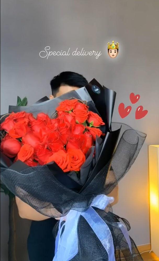 Dam Thu Trang, Tang Thanh Ha ben nua kia trong ngay Valentine hinh anh 11 thuy_dung.jpg