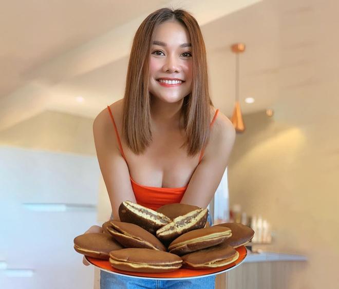 Thanh Hang, Toc Tien tro tai nau an gioi hinh anh 1 Thanh_Hang.jpg