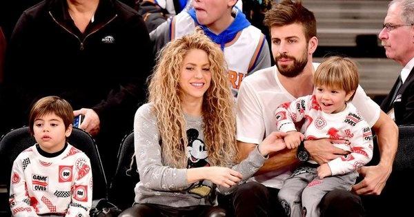 Shakira va ban trai Gerard Pique anh 9