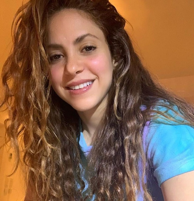 Shakira va ban trai Gerard Pique anh 4