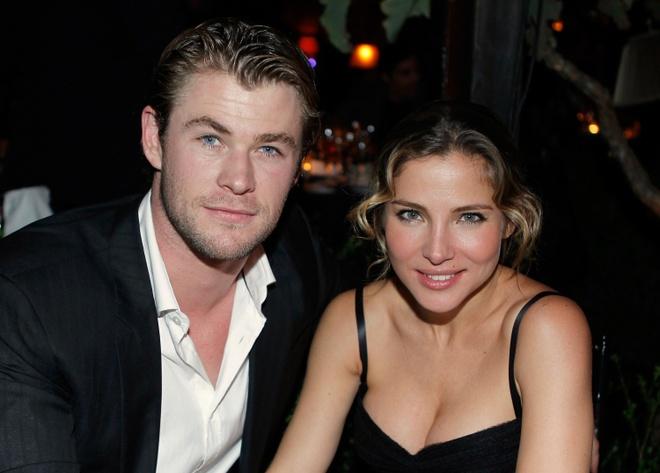 hon nhan cua Chris Hemsworth va Elsa Pataky anh 1