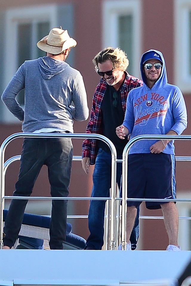 Leonardo DiCaprio va Camila Morrone anh 3