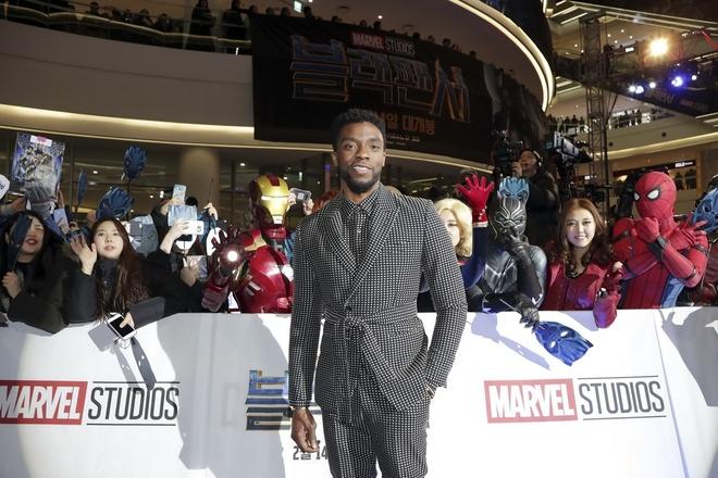 Diễn Viên Black Panther qua đời vì ung thư