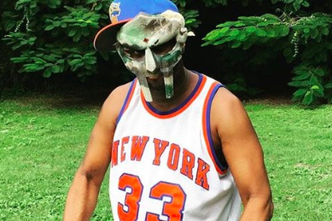 Rapper MF Doom qua doi o tuoi 49 anh 2