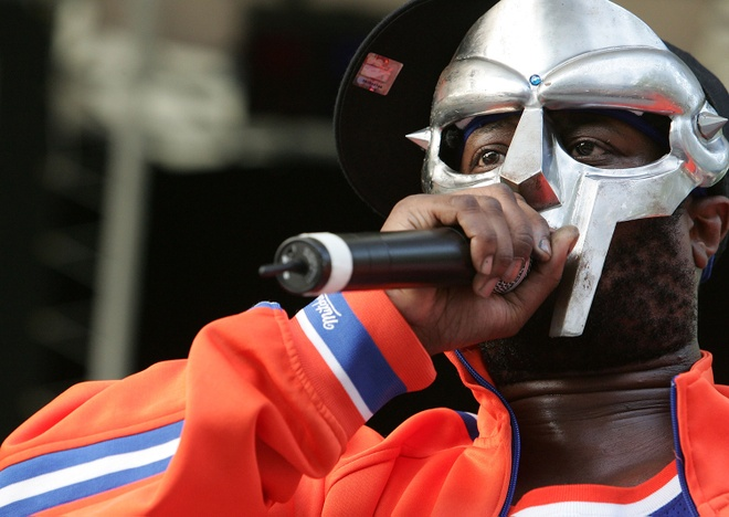 Rapper MF Doom qua doi o tuoi 49 anh 1