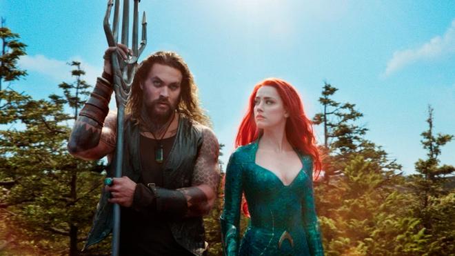 Amber Heard bi loai khoi Aquaman 2 anh 1
