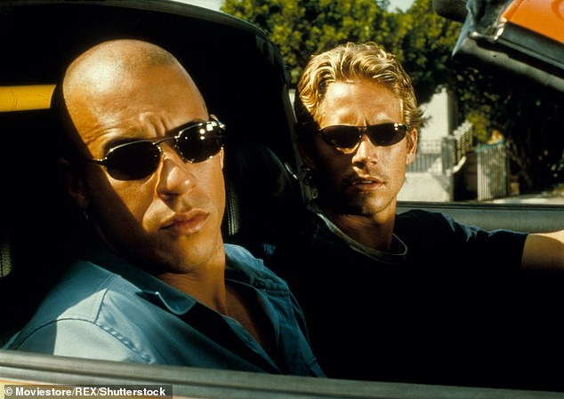 Vin Diesel suyt bo vai trong fast and furious anh 1