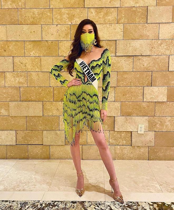 Khanh Van Miss Universe anh 4
