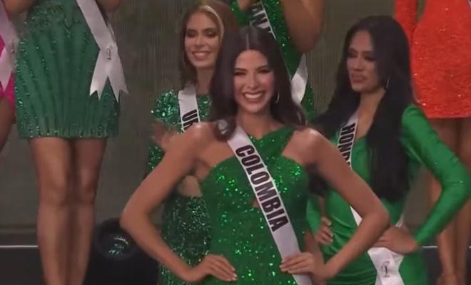 Khanh Van chung ket Hoa hau Hoan vu Miss Universe anh 1
