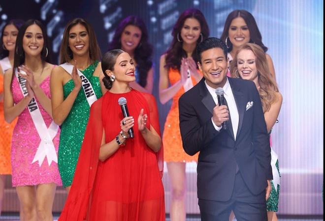 Khanh Van chung ket Hoa hau Hoan vu Miss Universe anh 7