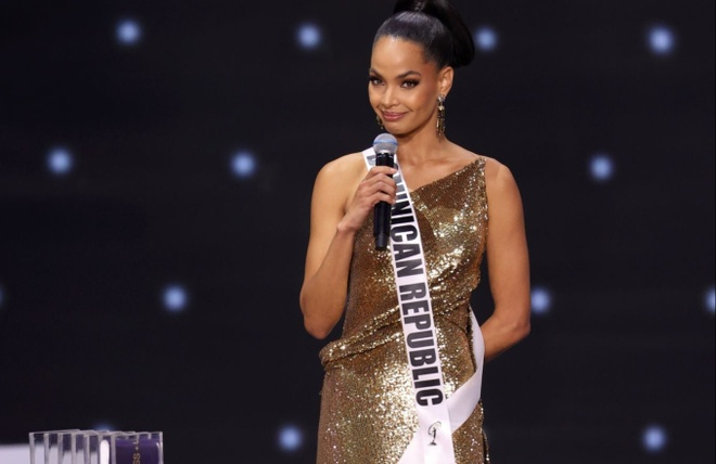 Khanh Van chung ket Hoa hau Hoan vu Miss Universe anh 19