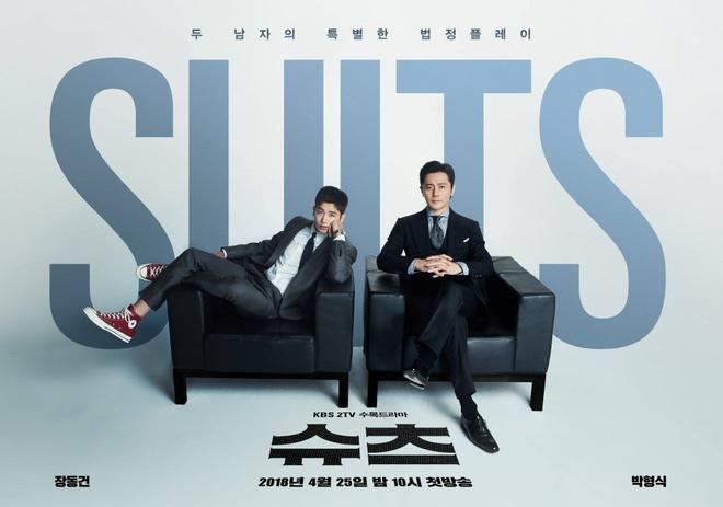 Nhung loat phim truyen hinh Han Quoc xung dang co tiep mua 2 hinh anh 3 Suits.jpg
