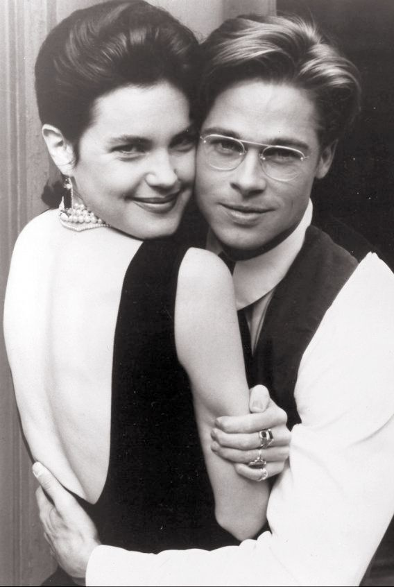Brad Pitt duoc sao nu cua 'Downton Abbey' day cach hon 26 nam truoc anh 2