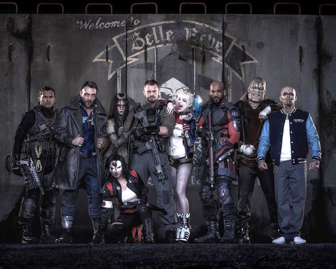 Suicide Squad anh 1