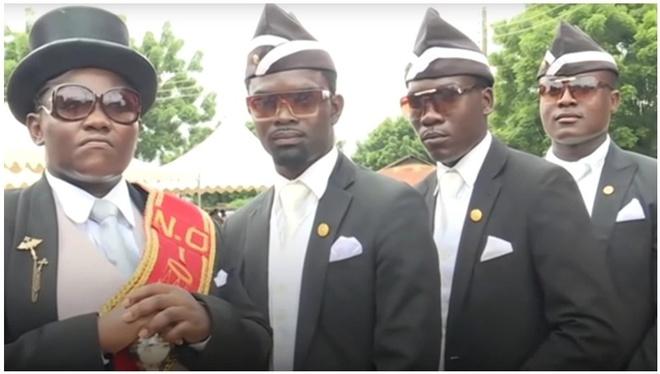 Nhom vu cong ho tang Ghana tro thanh guong mat tuyen truyen phong dich hinh anh 1 Screenshot_20200416_123209_Chrome.jpg