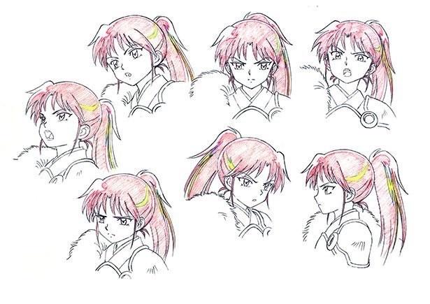 Con gai Inuyasha thay cha phieu luu trong loat anime moi hinh anh 2 InuYasha_Sequel_Anime2.jpg