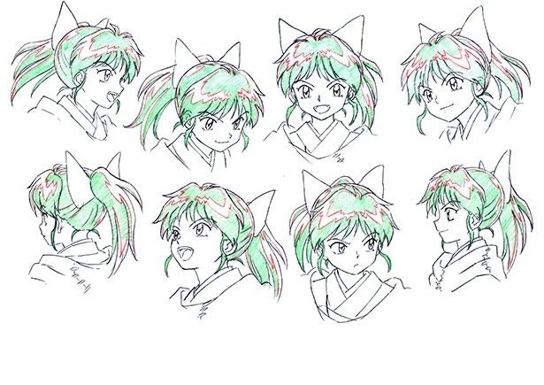 Con gai Inuyasha thay cha phieu luu trong loat anime moi hinh anh 1 InuYasha_Sequel_Anime7.jpg