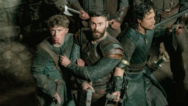 Loat phim truyen hinh 'dot mat' nguoi xem nua dau 2020 hinh anh 4 The_Last_Kingdom_Young_Uhtred_Finan_and_Sihtric.jpg