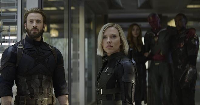 Thay doi cua Black Widow anh 12
