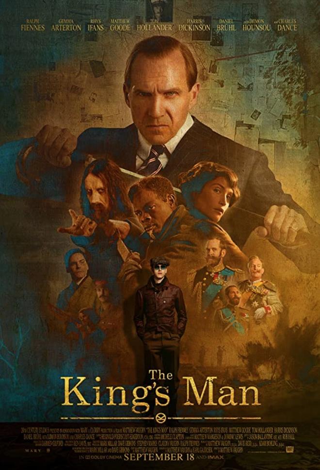 Kingsman 3 anh 2