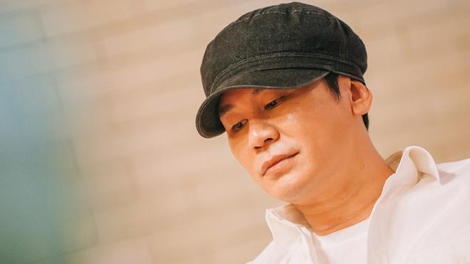 Yang Hyun Suk roi YG anh 2