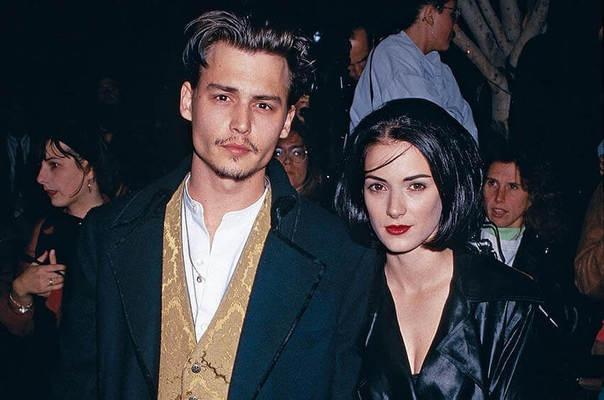 Johnny Depp va Amber Heard ra toa anh 1