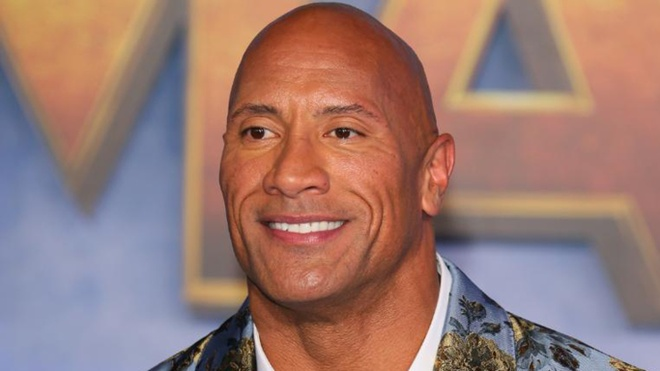 The Rock tiet lo cach quay phim trong mua dich anh 1