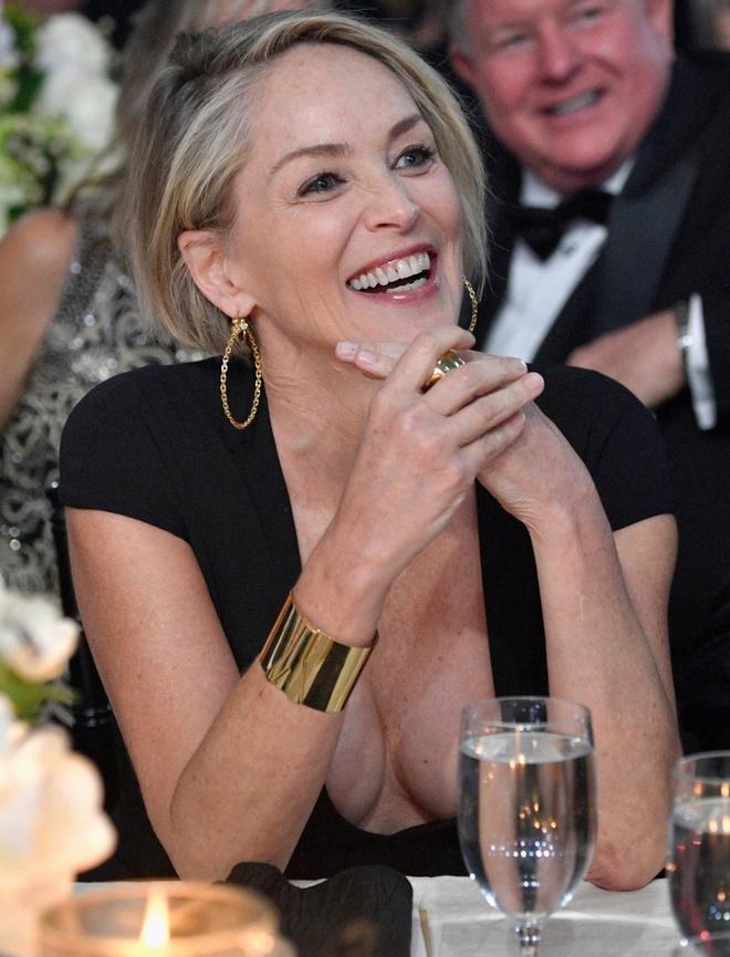 Sharon Stone chet hut ba lan anh 1