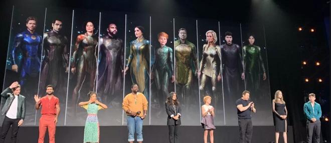 'Eternals' cua Marvel Studios thay doi nhan de anh 2