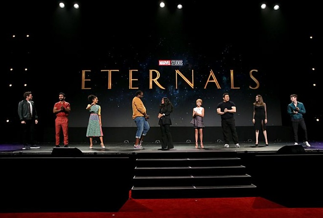 'Eternals' cua Marvel Studios thay doi nhan de anh 1