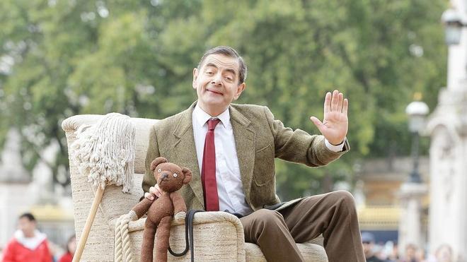 Rowan Atkinson 'Mr. Bean' anh 3