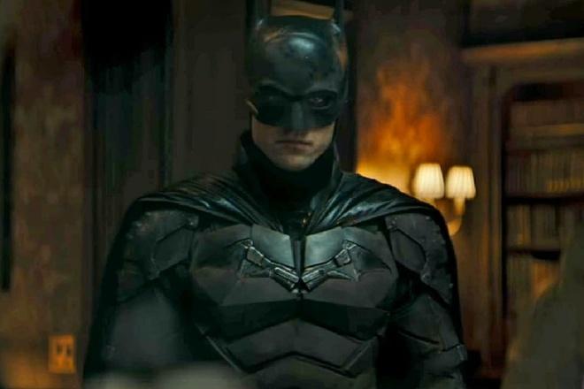 """hau truong """"The Batman"""" anh 1"""