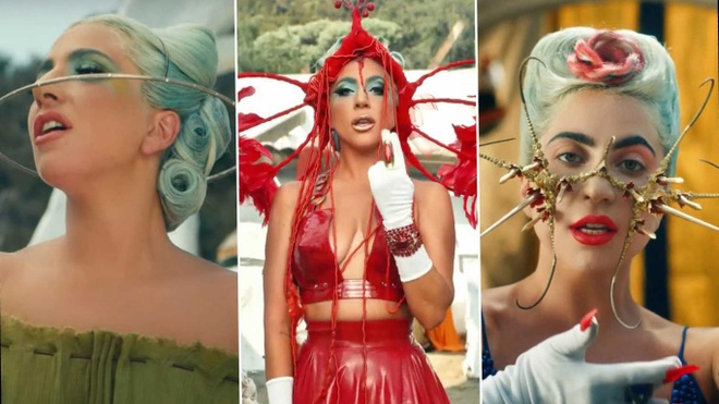 MV 911 Lady Gaga anh 3